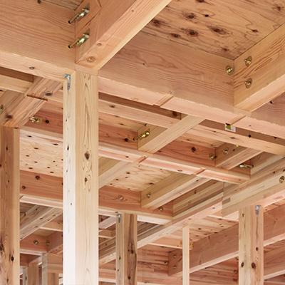 木造の破壊検査